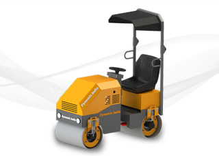 Ride-On-Vibratory-Roller-small size